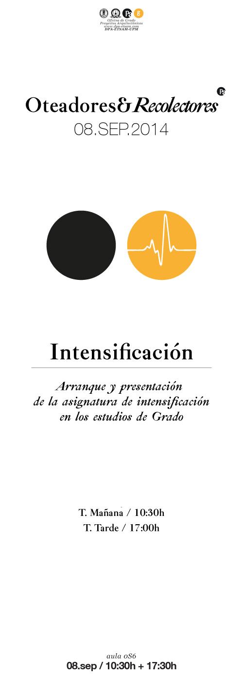 INTENSIFICACION