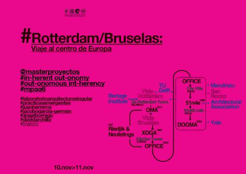 Rotterdam - Bruselas
