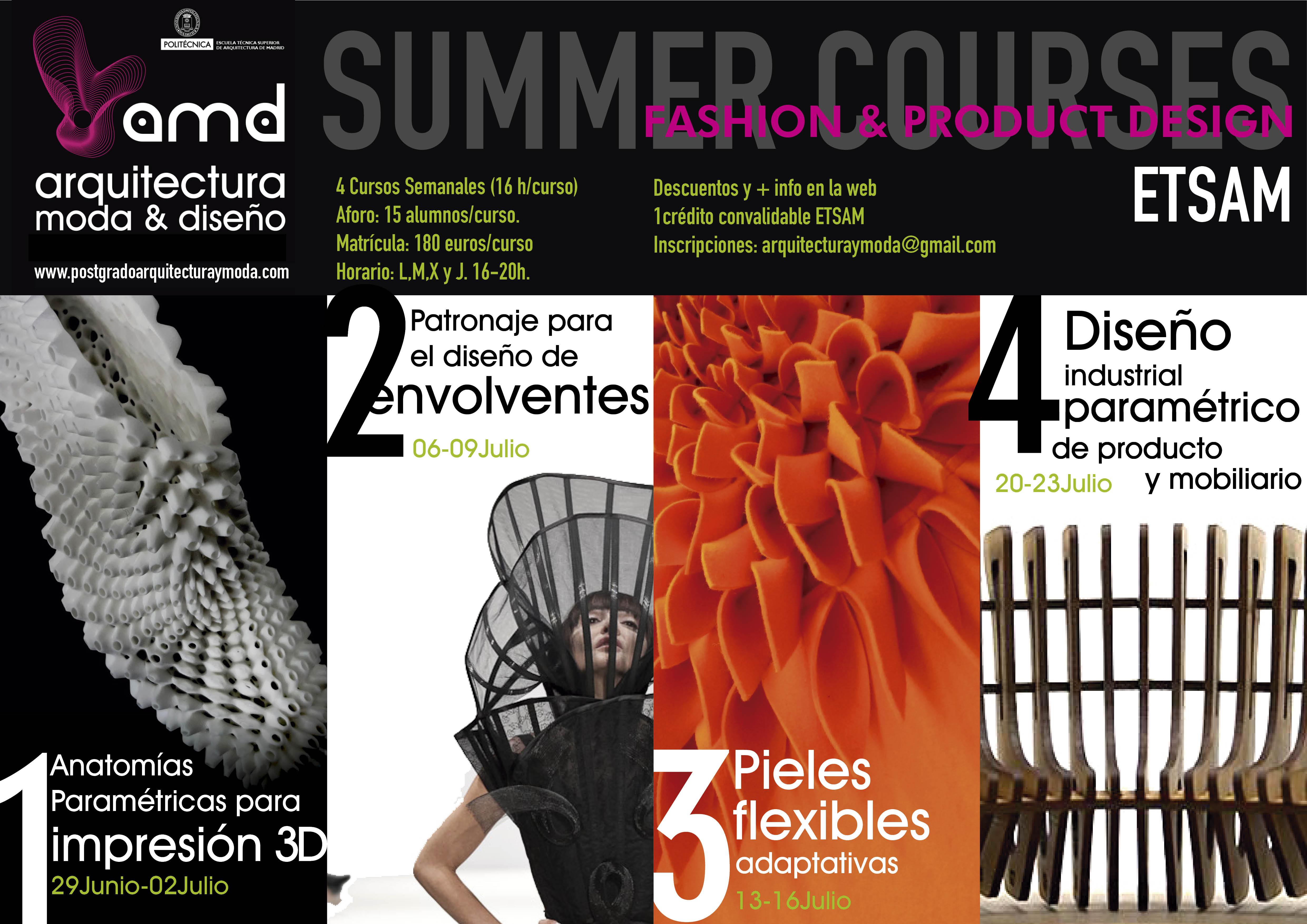 TODO summer courses