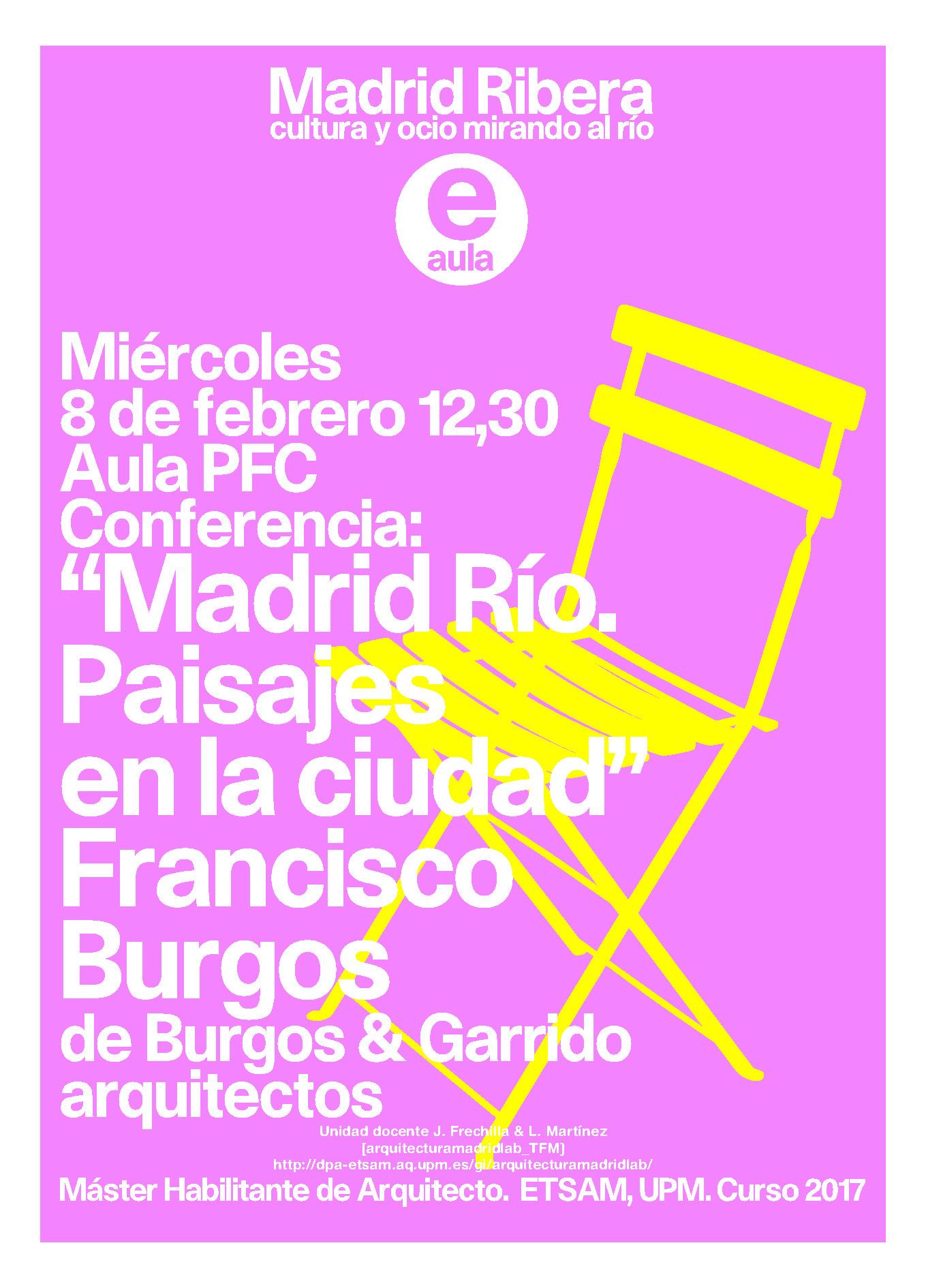 Cartel Paco burgos 170124 R