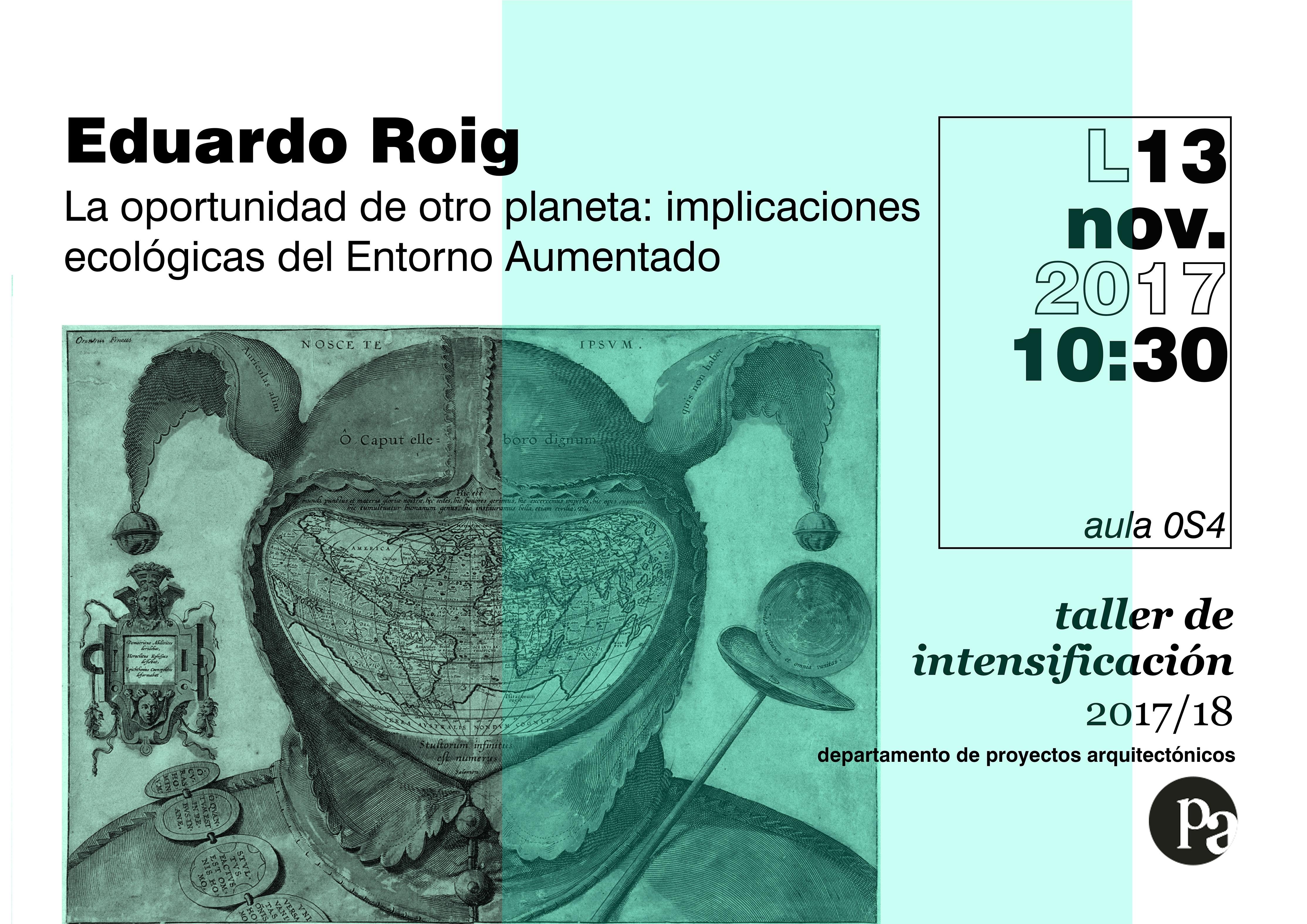 cartel eduardo roig