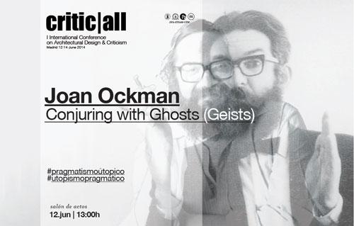 Joan Ockman - critic all