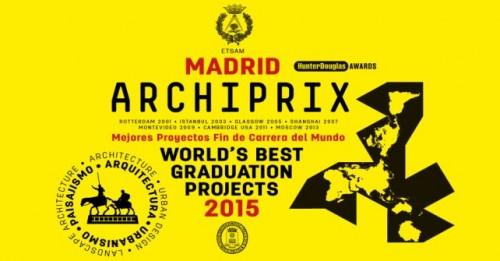 Archiprix Madrid 2015
