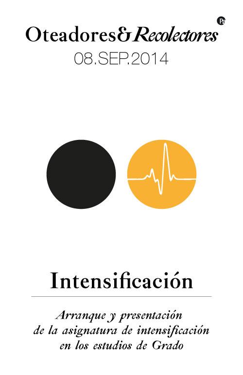 Intensificación